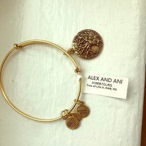 Alex and Ani bangle - Tree of Life